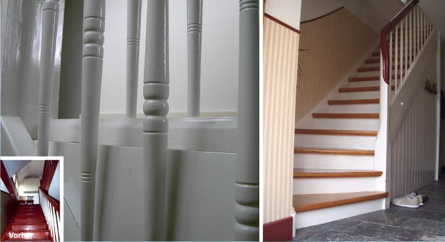 Treppenhaus gestalten mit tapete  Maler Würstl - Betriebswirt (GA) - öffentlich bestellter und ...